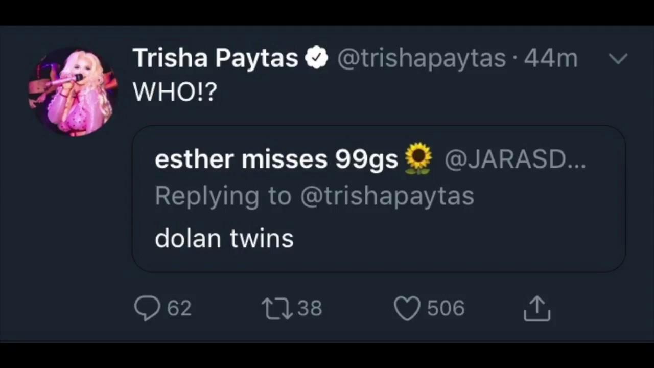 Twitter Trisha Paytas nude photos 2019