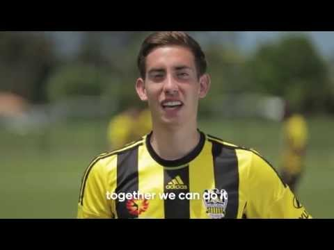 adidas | win a trip to Melbourne with Wellington Phoenix