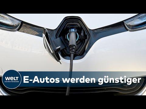 KOSTENVORTEILE FÜR E-AUTO: Hohe Rabatte Und Hohe Nachfrage - Elektroautos Boomen