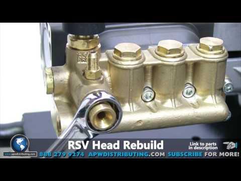 RSV Head Rebuild