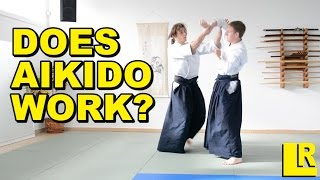 Does Aikido Work in The Street? - A Few Stories (RL) streaming