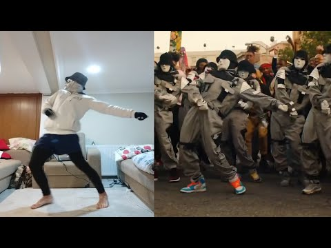 Jabbawockeez Dababy – Bop Choreography from Music Video