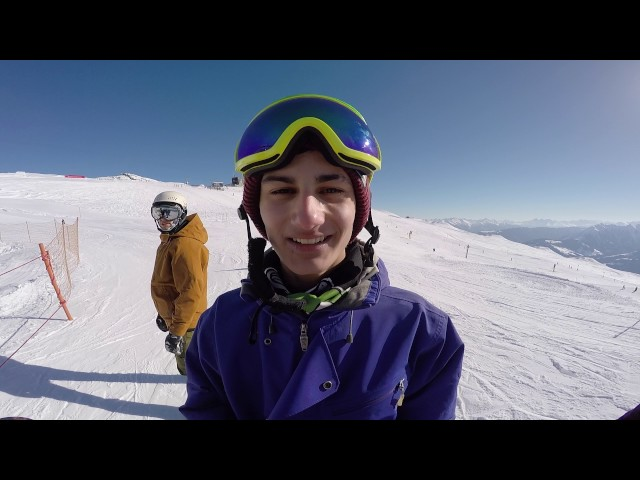Freestyle Academy Winter Camp #1, LAAX  2017