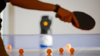 Trainerbot: Smart Table Tennis Robot