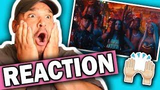 Jax Jones - Instruction ft. Demi Lovato, Stefflon Don (Official Video) REACTION