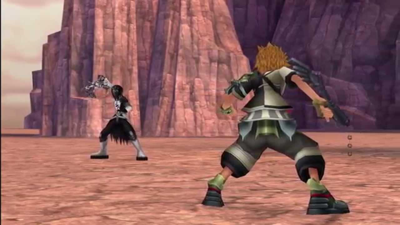 Kingdom Hearts  Rings