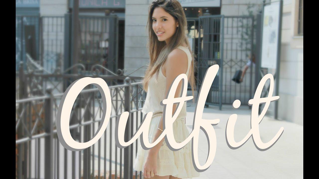 OUTFIT del día - Verano/ OOTD Summer  | Valeria Basurco