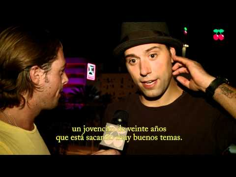 Swedish House Mafia (Axwell & Sebastian Ingrosso) interview @ Pacha Ibiza 2011