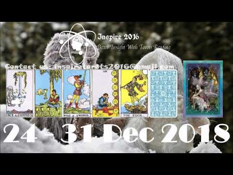 capricorn weekly 24 to 1 tarot