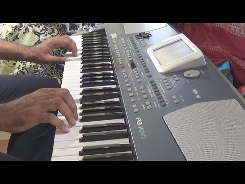 Anjali anjali pushpanjali Instrumental- Keyboard-Cover