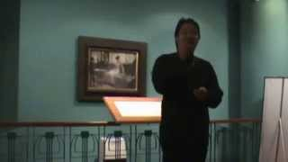 JUAN LUNA CODE Part 2/10 - THE 46 MILLION PESO PAINTING Lecture on the Parisian Life