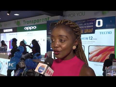 Chinese Phones Lead In Kenya Market