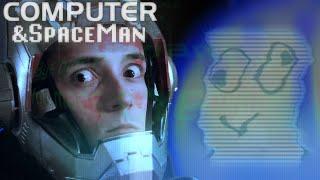 Computer & Spaceman: a true space opera (court-métrage par Benzaie)