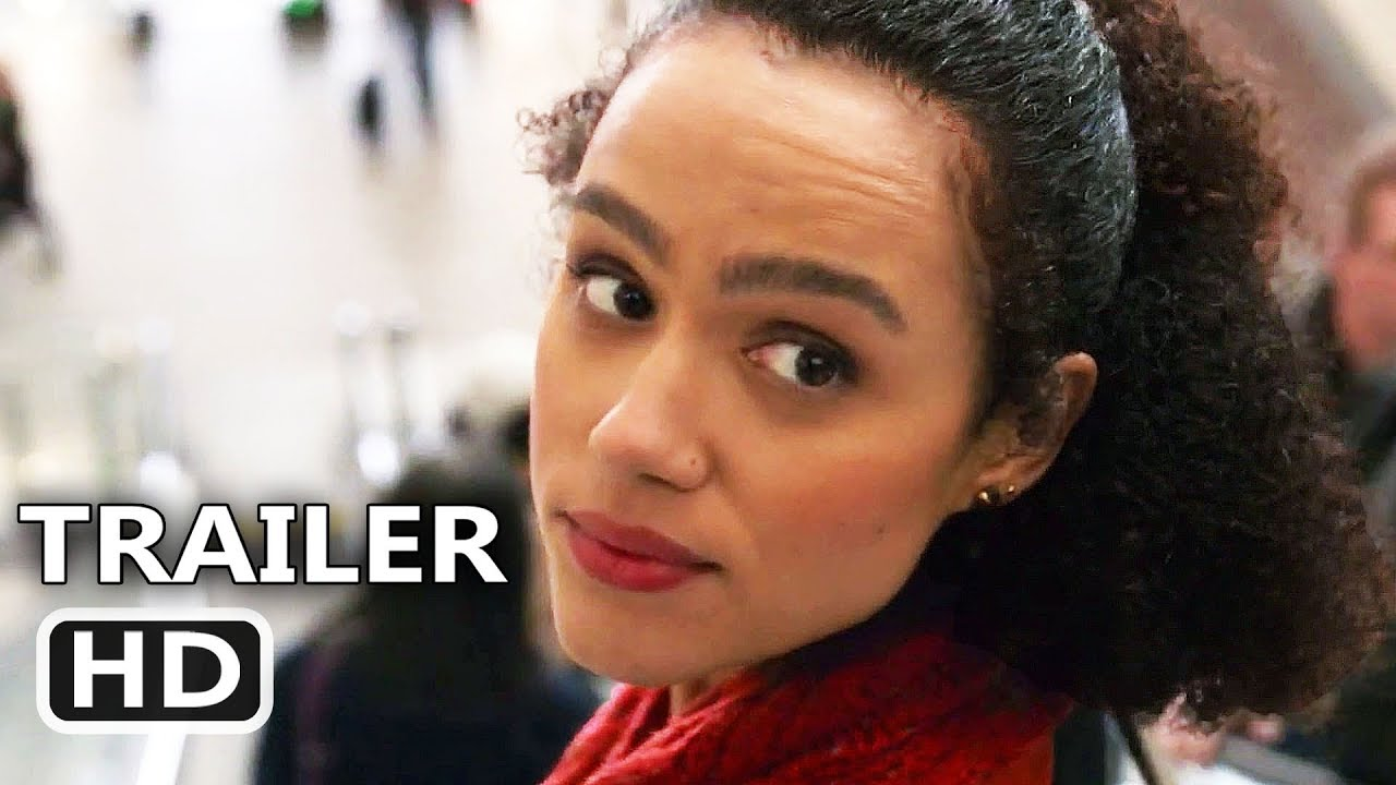 FOUR WEDDINGS AND A FUNERAL Official Trailer (2019) Nathalie Emmanuel, TV  Series HD