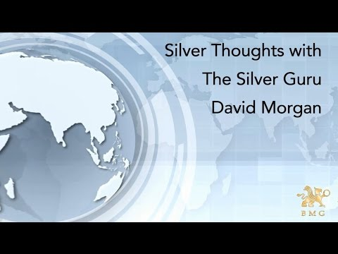 Silver Thoughts With The Silver Guru - An Interview With David Morgan