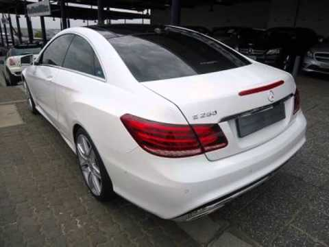 2014 mercedes benz e class e250 coupe auto for sale on auto trader south africa youtube. Black Bedroom Furniture Sets. Home Design Ideas
