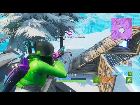 """*NEW* GREEN """"SYNAPSE"""" SKIN GAMEPLAY Showcase (""""SYNAPSE"""" OUTFIT) 