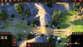 SpellForce 2: Demons Of The Past Gameplay (PC HD)