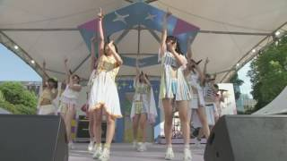 TOKYO IDOL FESTIVAL 2016 SMILE GARDEN DAY2 セトリ 1 THE☆有頂天サマ...