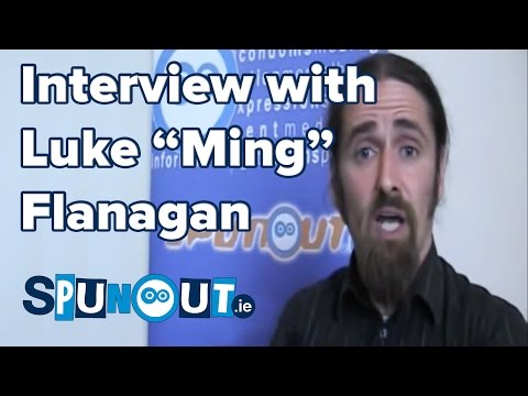Interview with Luke 'Ming' Flanagan - SpunOut.ie Academy of Activism