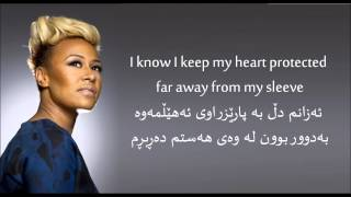 Emeli Sandé - My Kind of Love (کوردی) Kurdish & English Sub