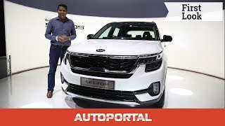 Kia Seltos SUV first look review — Autoportal