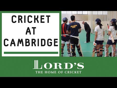 Discover Cambridge MCCU | MCC/Spirit of Cricket