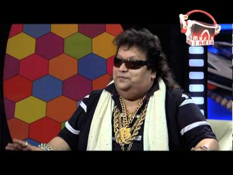 Bappi Lahiri talks about his son Bappa Lahiri