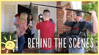 Behind The Scenes | KOHLER Touchless Flush Commercial!
