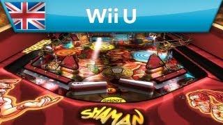 Zen Pinball 2 (Wii U)
