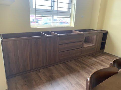 báo giá thi công nội thất gỗ an cường