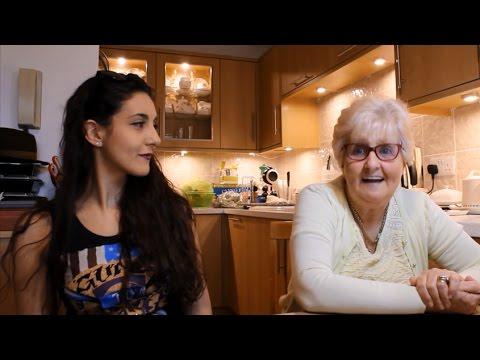 Grandma's Ancestry DNA Results vs Mine | Reaction Vid