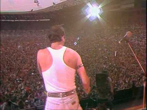 Queen - Hammer To Fall (Live Aid 1985)