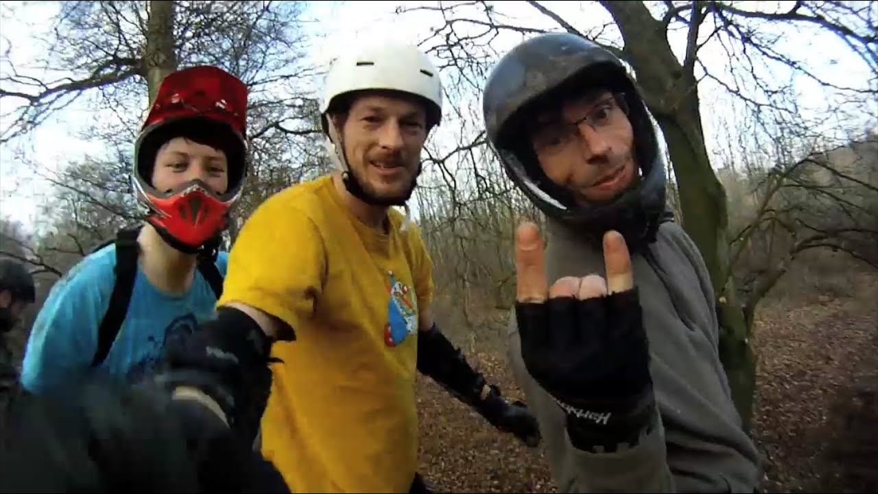 ATBA-UK 2013 Round 1, Screaming Goat Downhill Promo