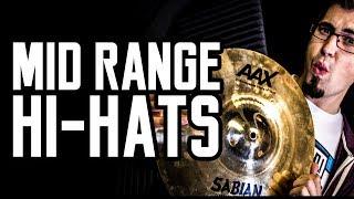 Ultimate Mid-Range Hi-Hats | Sabian vs. Zildjian