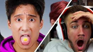 OMG WAS? SONGS aus der BOHNE (TEIL 3) I Julien Bam - Reaction