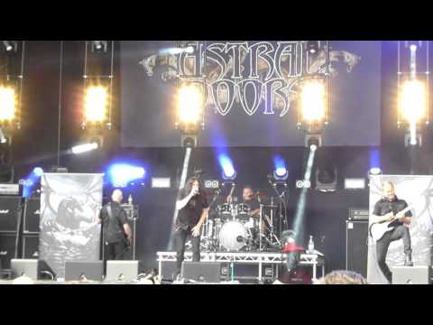 Astral Doors ' Live ' Vasby Rock Festival 17th July 2015.