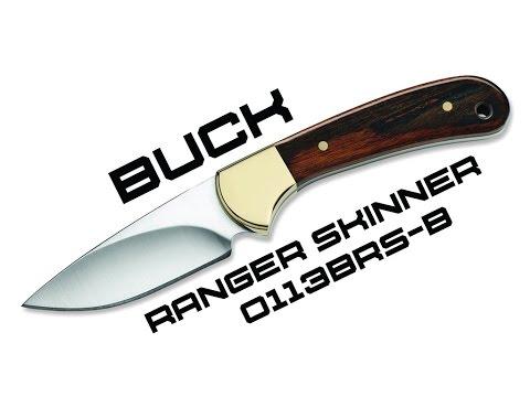 Buck Ranger Skinner Review | KnifeHog