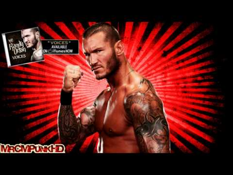 WWE: Randy Orton Theme 2011 Voices CD Quality + Download Link