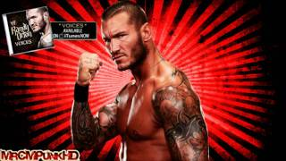 "WWE: Randy Orton Theme 2011 ""Voices"" [CD Quality + Download Link]"