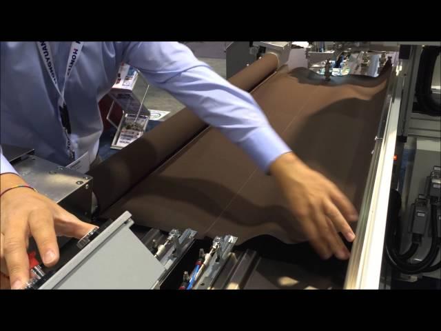 SM-100-CA w/automatic rewinder