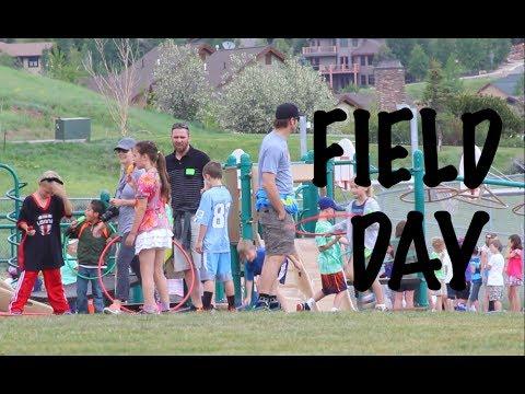 SCHOOL FIELD DAY - MUST WATCH