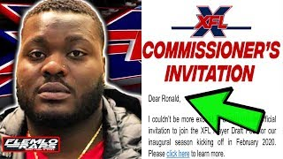 Ronald Ollie to the XFL! Independence 1st Game with New Coach and more Last Chance u News!