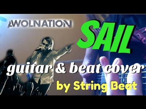 Awolnation Sail Guitar cover by String Beat - YouTube