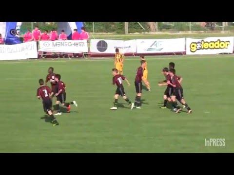 25° Torneo di Abano: MILAN-HELLAS VERONA 2-1