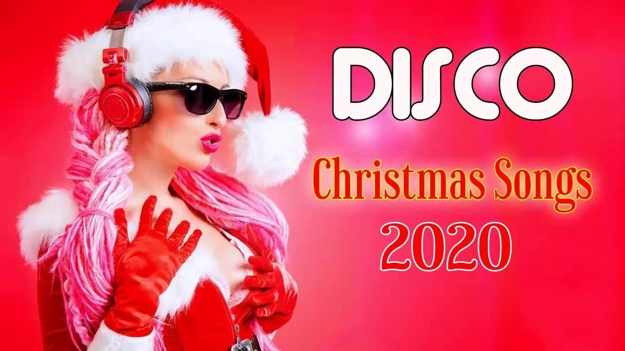 DISCO Christmas 2020 Disco Song MegaMix II Non stop Christmas Songs Medley Disco Remix - YouTube
