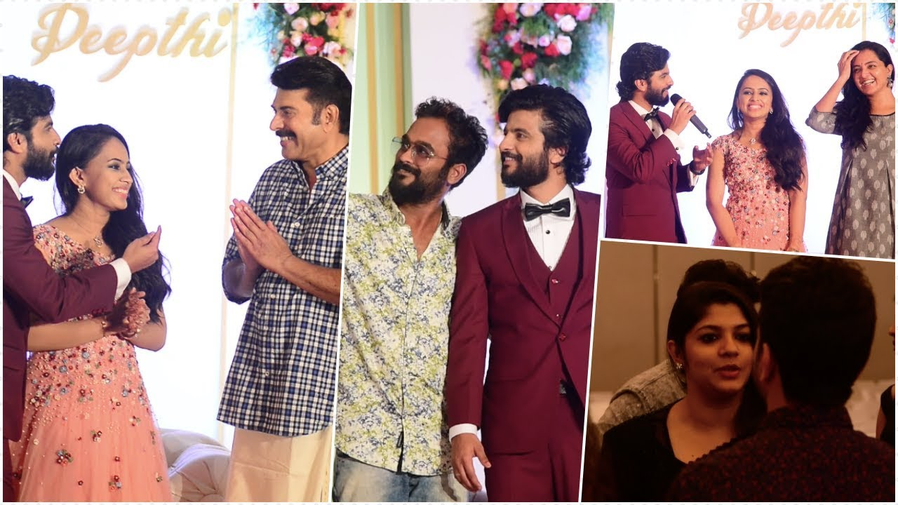 Image result for neeraj-madhav-reception-at-kochi-pics