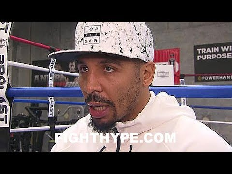 "Thumbnail: ANDRE WARD REACTS TO PAULIE MALIGNAGGI SPARRING CONOR MCGREGOR; EXPLAINS WHY ""I WOULDN'T DO IT"""