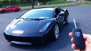 Video 2004 Lamborghini Gallardo: Start Up, Exhaust and Review download MP3, 3GP, MP4, WEBM, AVI, FLV Agustus 2018