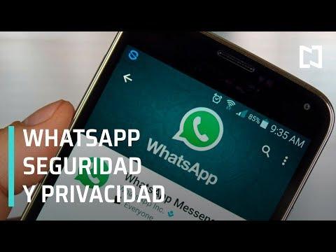 Consejos para mejorar la seguridad en WhatsApp - Por las Mañanas